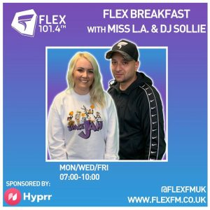 Miss L.A. to host Flex Breakfast with DJ Sollie Westside Talent