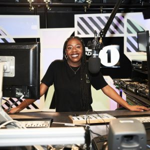 Rebekah Walker announced on BBC Radio 1 Xmas schedule Westside Talent